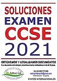 CCSE 2021. 300 preguntas con soluciones: Nacionalidad Española. Manual actualizado.