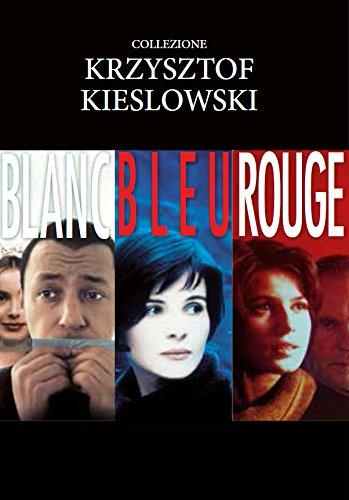 Kieslowski (Box 3 Dvd Film Blu, Bianco, Rosso)