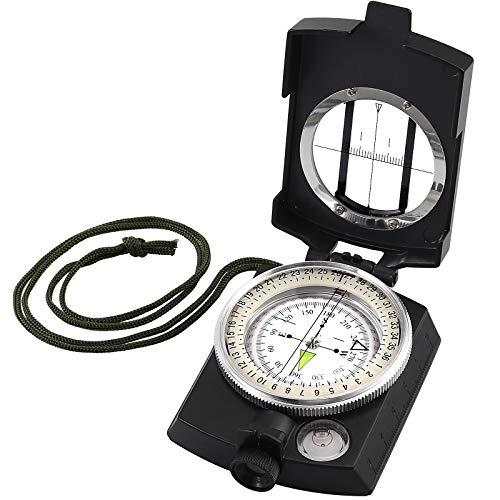 Proster -   Kompass, Militär