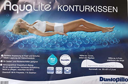 Dunlopillo Aqualite Kontukissen
