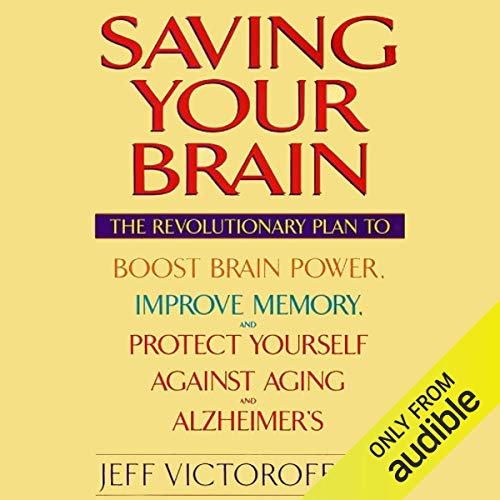 Saving Your Brain audiobook cover art
