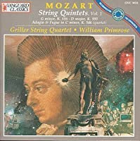 Mozart: String Quintets K.516 & 593