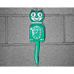 Kit Cat Klock Jeweled Limited Edition Lady (Emerald Green)
