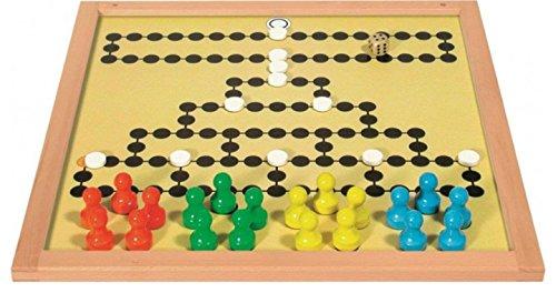 Extra-großes Magnetspiel Malefiz 50 x 50 cm