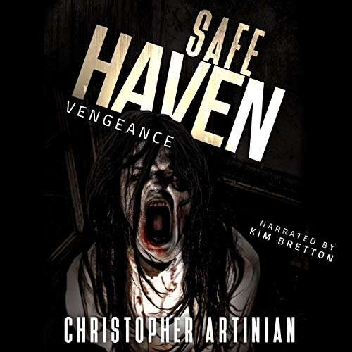 『Safe Haven: Vengeance』のカバーアート
