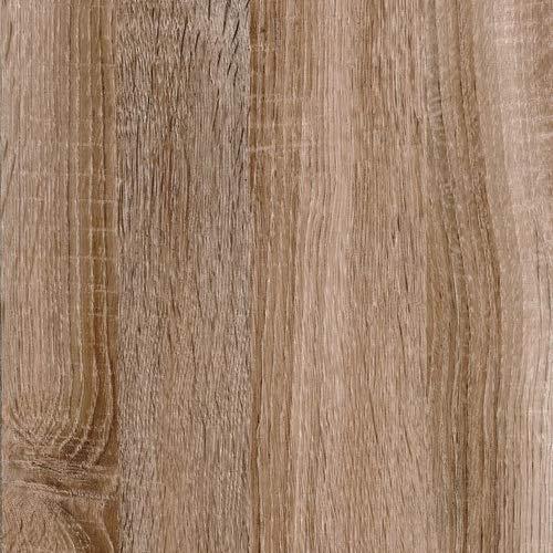 (7,40 €/m²) d-c-fix Verschiedene Holz Dekore/Maße Selbstklebende Folie Möbel Küche Tür Deko Klebefolie (Sanremo Eiche Sepia, 200 x 67,5cm)