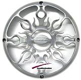 AFG10 - Audiobahn 10' Polished Cast Alluminum Subwoofer Grills