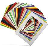 Bright Creations 30 unidades 6.5 x 8.5 pulgadas marco para fotos de 5 x 7, 15 colores surtidos