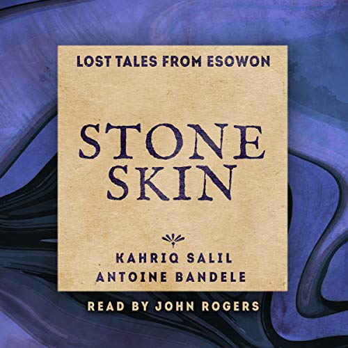 Stoneskin  By  cover art