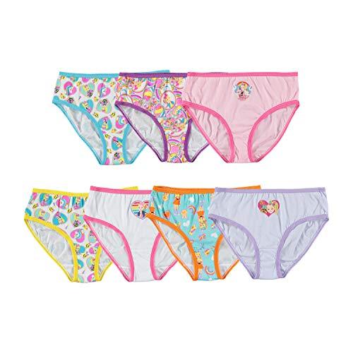Nickelodeon Big Siwa Girls Panties Multipack, JoJo 7pk, 8