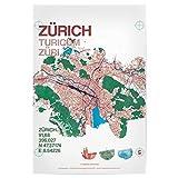artboxONE Poster 30x20 cm Städte/Zürich Stadtmotiv