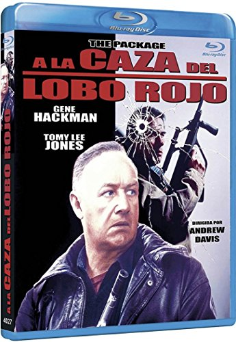 A La Caza Del Lobo Rojo BD [Blu-ray]
