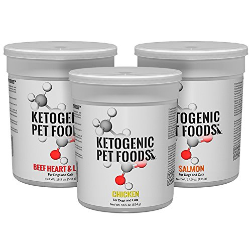 Ketogenic Pet Foods - High Protein, High Fat, Low Carb, Natural Dog &
