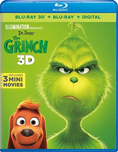 Dr. Seuss' The Grinch [USA] [Blu-ray]