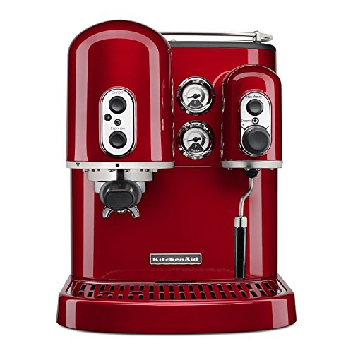 Best kitchenaid pro line espresso maker review 2021