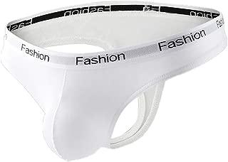 Greatfun Underwear Men's Sexy Soft Briefs Underpants Knickers Shorts Cotton Underwear Boxer Brief Style Waistband Silky Touch Ultra Soft Smooth Black