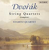 Dvorak: String Quartets (Quatuors a Cordes) (2002-11-29)