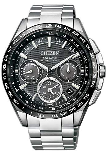 Citizen Satellite Wave CC9015-54E Herrenchronograph