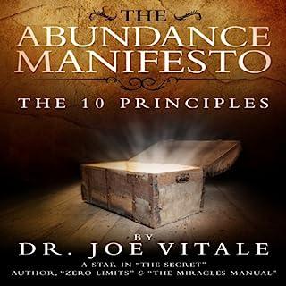 The Abundance Manifesto audiobook cover art