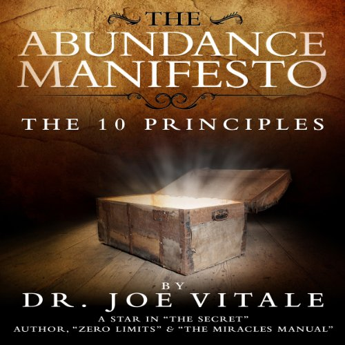 The Abundance Manifesto audiobook cover art