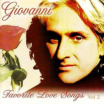 Favorite Love Songs, Vol. 2