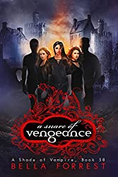 Cover of A Snare of Vengeance