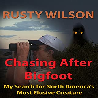 Chasing After Bigfoot cover art