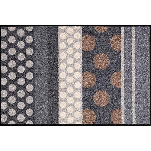 Salonloewe Fußmatte Glamour Dots 50 x 75 cm