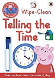 Peppa Pig: Practise with Peppa: Wipe-Clean Telling the Time - Peppa Pig