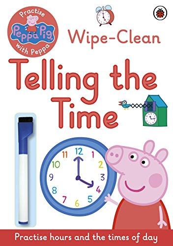 Peppa Pig. Telling the Time