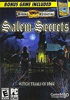 Hidden Mysteries: Salem Secrets - Witch Trials of 1692 (輸入版)