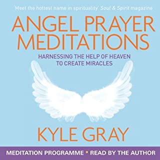 Angel Prayer Meditations cover art