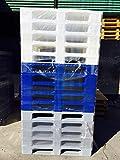 PALET PLÁSTICO HIGIENICO 800X1200 MM en distintos colores