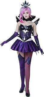 miccostumes Women's Dark Elementalist Lux Cosplay Costume