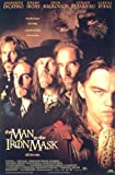 Man in The Iron Mask The Filmposter Leonardo di Caprio der