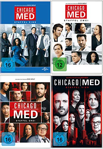 Staffel 1-4 (20 DVDs)