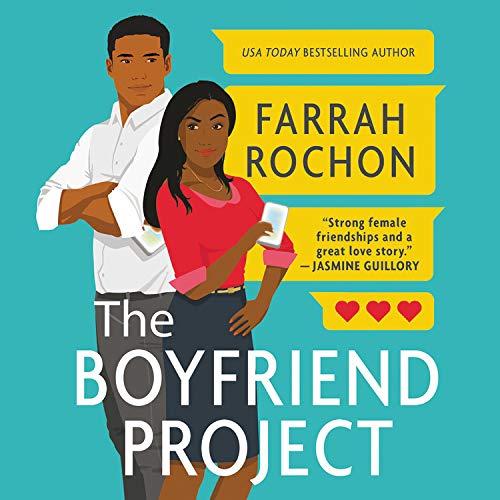 The Boyfriend Project Audiobook By Farrah Rochon cover art