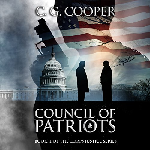 Council of Patriots audiobook cover art