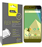 dipos I 3x Screen Protector compatible with Vernee M5 -