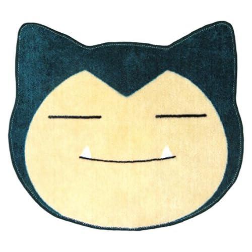 ポケットモンスター トイレカバー トイレマットセット カビゴン RM-5140