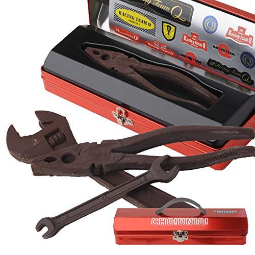 【バレンタイン】工具のチョコレート チョーユニック ツールBOX工具セット [おもしろチョコレート]