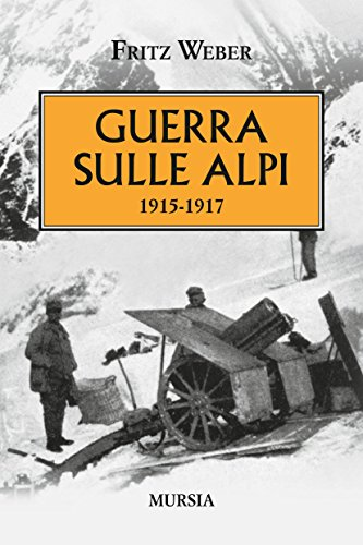 Guerra sulle Alpi: 1915-1917
