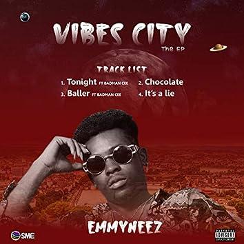Vibes City - EP