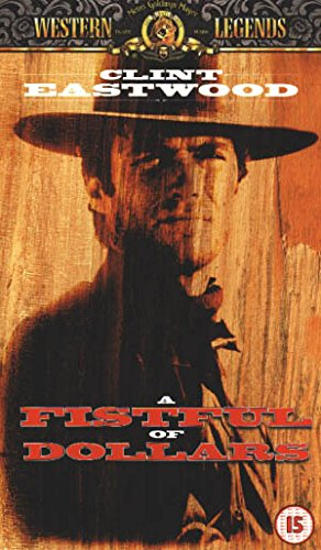 A Fistful Of Dollars [Reino Unido] [VHS]