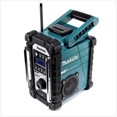 Makita Akku-Baustellenradio DMR110 7,2 bis 18 Volt - 2