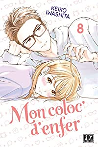 Mon Coloc' d'Enfer Edition simple Tome 8