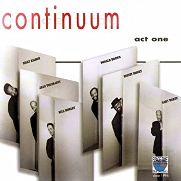 Space Time All Stars - Continuum (Act One)