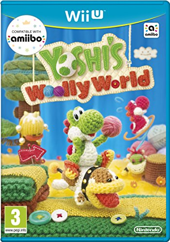 Yoshi's Woolly World (Nintendo Wii U) [UK IMPORT]