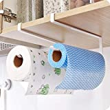Kitchen PaPer Roll Holder Trivets Towel Rack Cabinet Napkins Storage Rack Holder