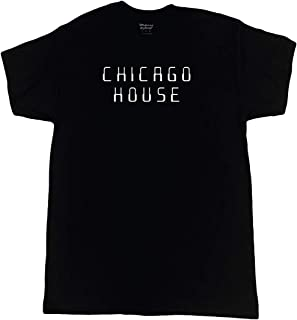 Clancey Printing Chicago House Techno Shirt